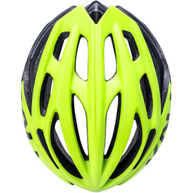 Kali Loka Valor Helmet matt fluo yellow/black